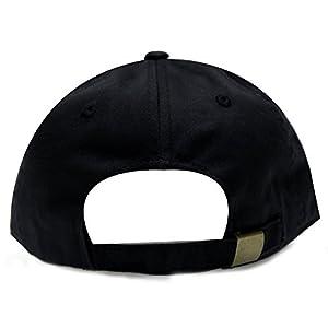 City Hunter C104 'Girl Power' Cotton Baseball Cap 14 Colors (Black)