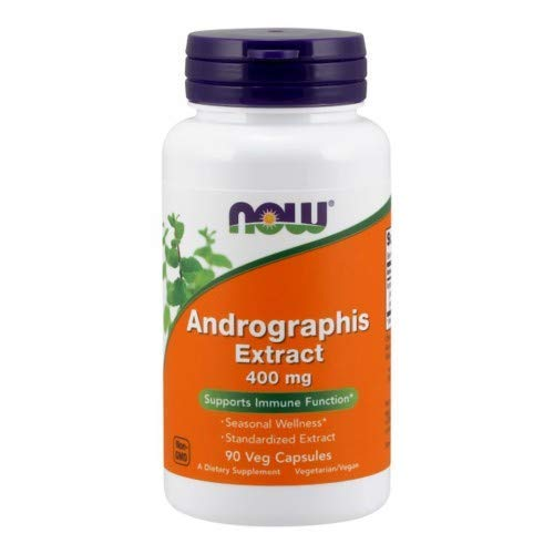 Andrographis Extract 400 mg 90 VegiCaps (Pack of 2) ()