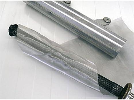 Acousta-fil 700105 Toile inox tresse 500x220mm