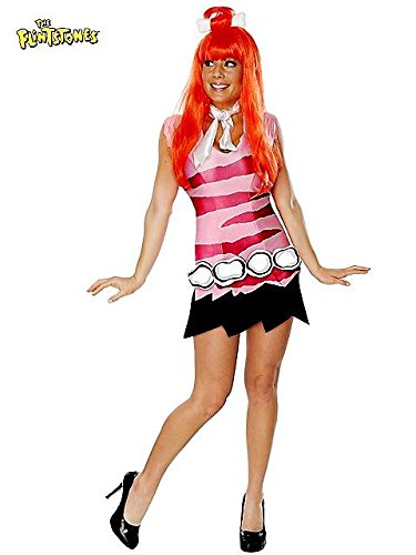 Rubie's Pebbles from The Flintstones Sexy Women's Costume White -