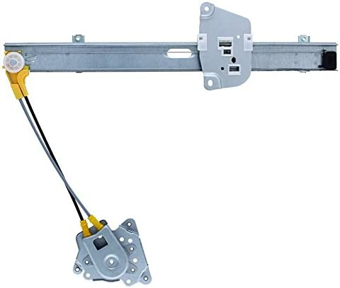 1987-95 Pathfinder New Window Regulator Front Drivers Side Left LH Replacement For 1989-94 Nissan D21 1995-99 Nissan Pickup 740-964 8072173P04 80721-78G17