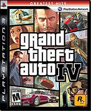 RockStar Games Grand Theft Auto IV (PS3) RPG for Playstation 3