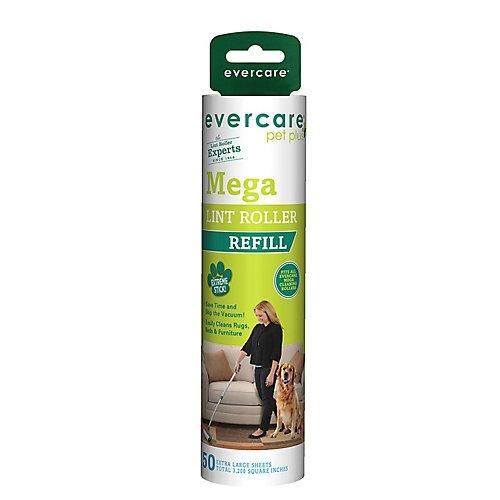 Evercare Pet Extreme Stick Refill for Mega Roller