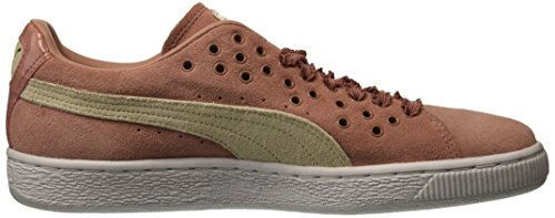 Puma Vrouwen Suede Xl Kant Wn Sneaker Cameo Brown-marshmallow