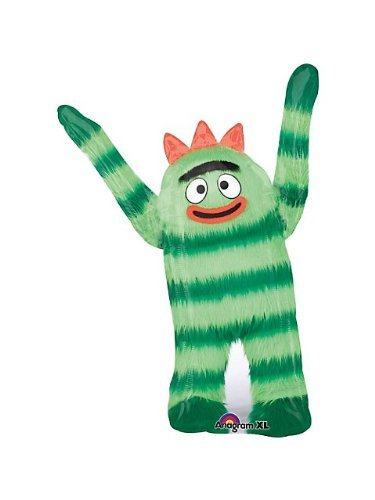 Mayflower BB55977 Yo Gabba Gabba Brobee 34 in. Balloon]()