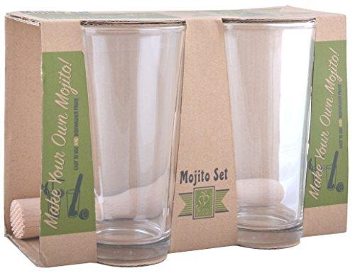 Esschert Design C2055 Mojito Set, (Mojito Gift Set)