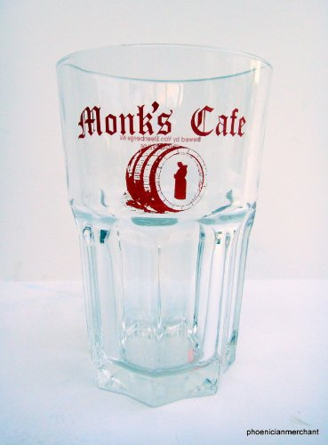 (Monk's Cafe Flemish Sour Red Ale Van Steenberge N.V.Tumbler Beer)