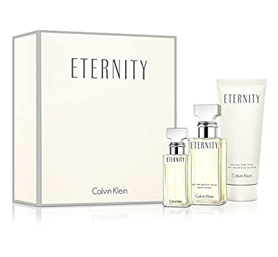 Calvin Klein 3 Piece Eternity for Women Gift Set