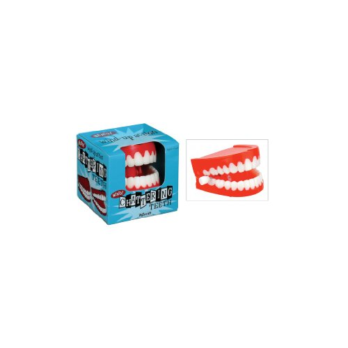 Toysmith TSM1668 Chattering Teeth