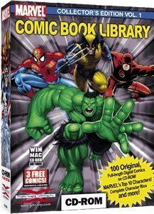 (COMIC BOOK LIBRARY DVD-ROM COLLECTION - GIT CORPORATION)