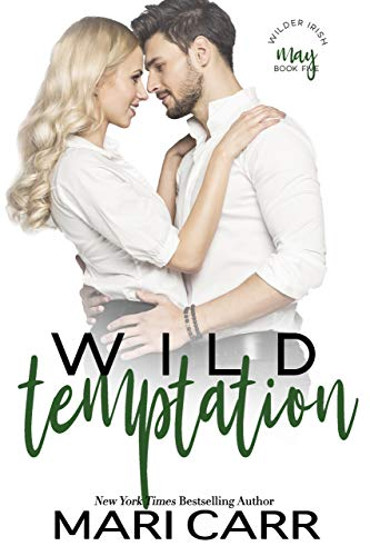 Wild Temptation: Billionaire Boss Virgin Secretary (Wilder Irish Book 5)