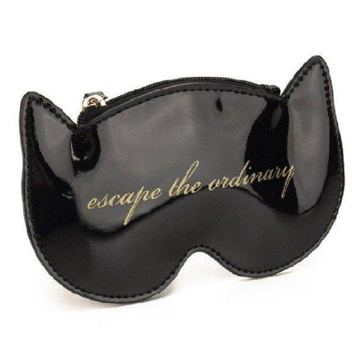 Kate Spade Cat Mask Coin Purse PWRU3461 ()