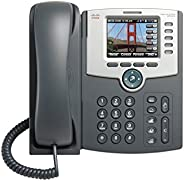 Cisco SPA525G2 5-Line IP Phone Without Power Supply (Renewed)
