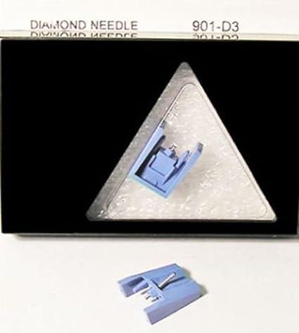 78 RPM - Aguja para Tocadiscos Sanyo mg-09 mg-09d Turntable ...