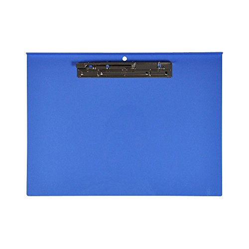 Lion Post Consumer Recycled Plastic Clipboard, 11 x 17 Inches, Landscape, 1 Clipboard (CB290H-BL)