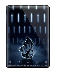Hot 3314048K28832144 New Tpu Hard Case Premium Ipad Air Skin Case Cover(captain Byakuya)
