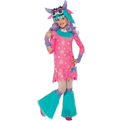 Girl' (Girls Bedtime Monster Costumes)