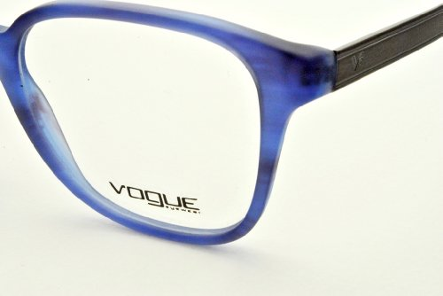 Vogue - Lunette de soleil - Femme Bleu Bleu