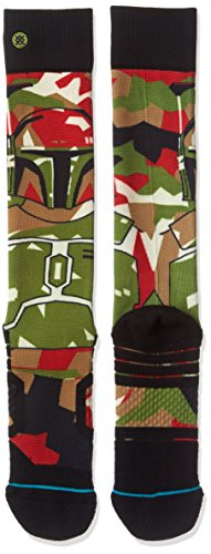 Stance Star Wars Womens Snow Socks Large Boba Fett Snow -
