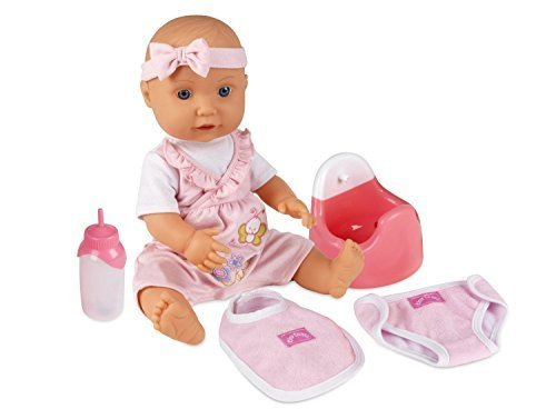 Toys And Tears : John adams toy tiny tears interactive doll with sound