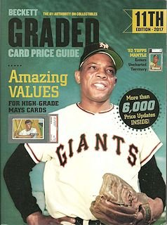 2016-beckett-graded-card-price-guide-10th-edition-july-2016-release