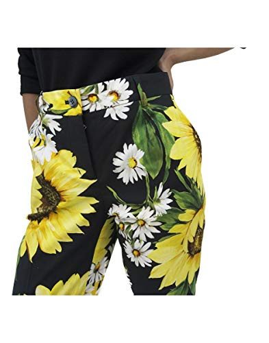 Giralosi Multicolore Fantasia Femme Pantalon amp; Gabbana Dolce xwXIZqaYW