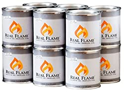 Real Flame 2112 Gel Fireplace Fuel, 13-oz.