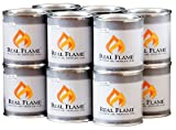 Real Flame 2112 Gel Fireplace Fuel, 13-oz. - Quantity 12