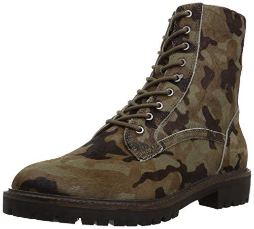 Lucky Women's LK-IDARA2 Combat Boot, camo, 7.5 M US