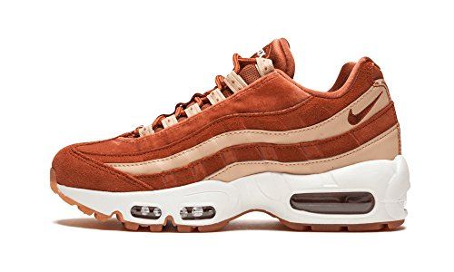 NIKE LX Dusty Chaussures WMNS Compétition Running 95 Peach de Pe 201 Dusty Air Femme Multicolore Max rIrwCg