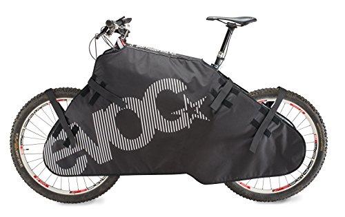 Evoc Padded Bike Rug Black, One Size