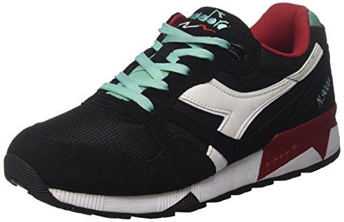 Black Uomo Collo Sneaker Waterfall N9000 Pepper Chili Diadora Basso Nero III a xZ88FH