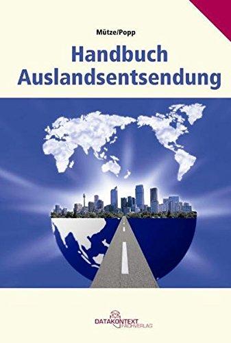 Handbuch Auslandsentsendung