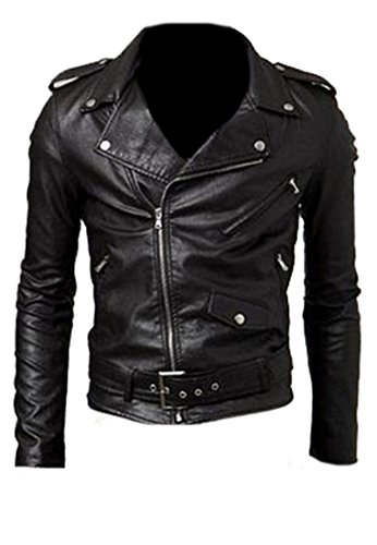 Leather Jacekt - 9