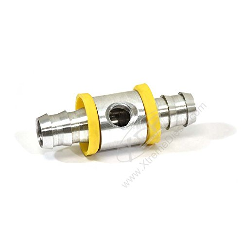 XDP Push Lock Fuel Pressure Tee 1/2 with 1/8 NPT port ()