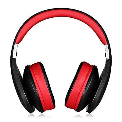 Ausdom Bluetooth V4.0+EDR Over-Ear High Fidelity Headphones
