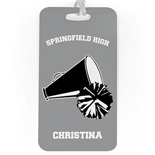 Cheerleading Luggage & Bag Tag | Personalized Cheer