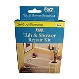 epoxy tub repair - Tub and Shower Repair Kit - Bone