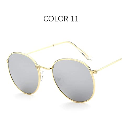 fat mashroom Vintage Round Sunglasses Women 2019 Sunglasses ...
