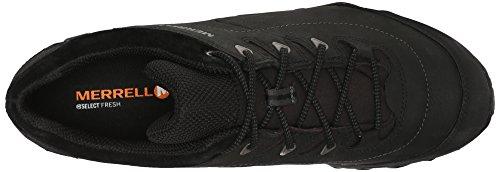 Merrell camaleón cambio Trek impermeable zapato de senderismo Black
