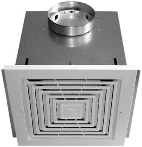 Soler y Palau ff700 700 CFM ventilador de techo y Inline,: Amazon ...