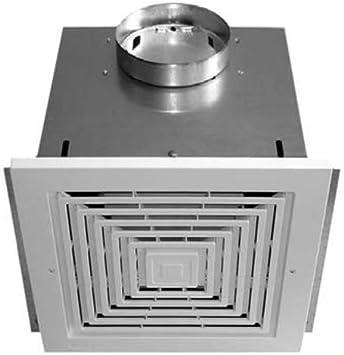 Soler y Palau FF100 100 CFM ventilador de techo y Inline,: Amazon ...
