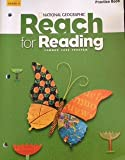 Reach For Reading Grade 4 Practice Book, National Geographic Learning National Geographic Learning, 1133899641