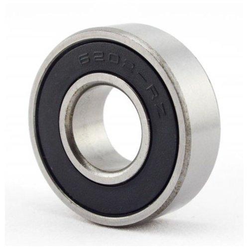Big Bearing SS6001-2RS Stainless Steel Radial Ball Bearin...