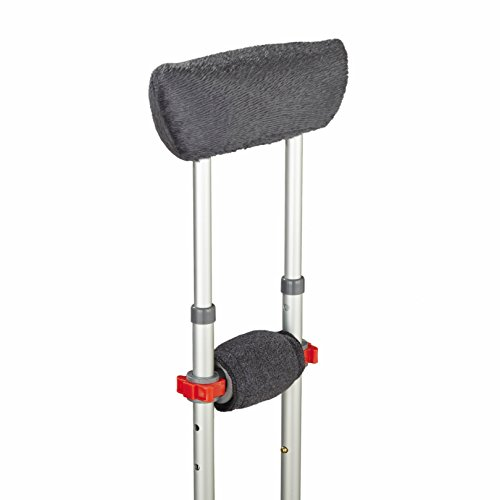 Medline Crutch Underarm Pillows and Hand Grip Pillows