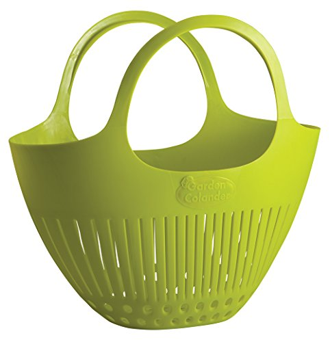 Hutzler Garden Colander, - Spinner Salad Dishwasher Safe