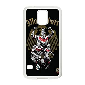 Samsung Galaxy S5 Cell Phone Case White_WorldCup Germany Zlsor