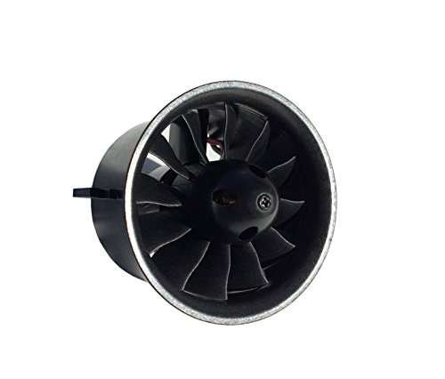70mm-edf-2827-2600kv-motor-with-12-blades-ducted-fan