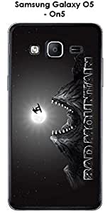 Carcasa Samsung Galaxy O5–On5Design Bad Mountain