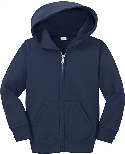 Toddler Full Zip Hoodies Sweatshirts